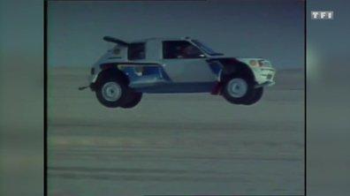 Emission Automoto du 27 décembre 1986 - Préparatifs du 9ème Paris Dakar