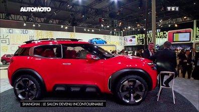 """Citroën Aircross : une version de série """"possible"""" pour Carlos Tavares"""