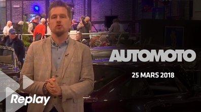 Automoto du 25 mars 2018