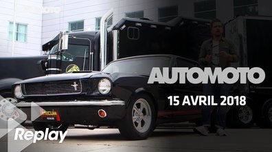 Automoto du 15 avril 2018