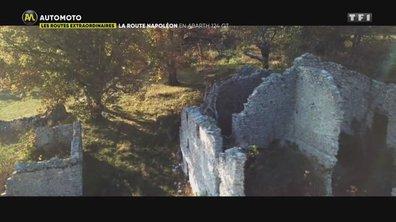 Automoto, les routes extraordinaires : la route Napoléon en Abarth 124 GT