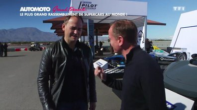 Ben Collins : De The Stig de Top Gear à James Bond 007 !