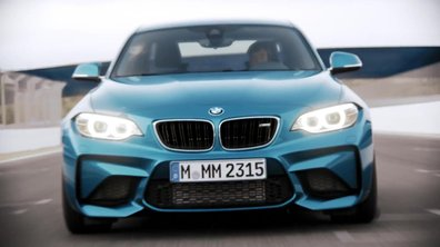 BMW M2 Coupé 2016 : présentation officielle