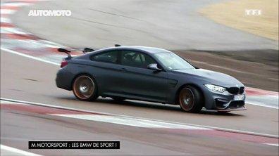 Exclusif : Essai de la BMW M4 GTS 2016 sur circuit