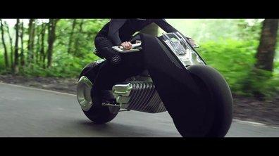 BMW Motorrad Vision Next 100 2016 : Présentation officielle