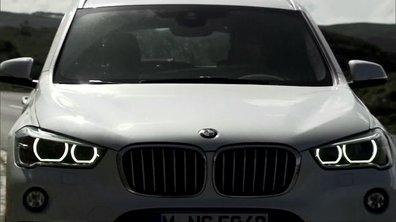 BMW X1 2015 : présentation officielle