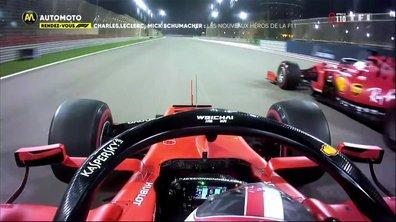 Charles Leclerc, Mick Schumacher : les nouveaux héros de la F1 !