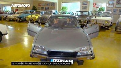 La Citroën CX, la limousine à la française des années 1970