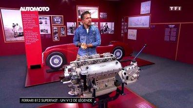 Au coeur du musée Ferrari