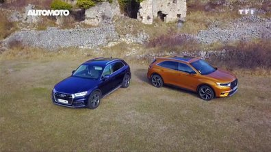 Comparo : DS7 Crossback vs Audi Q5
