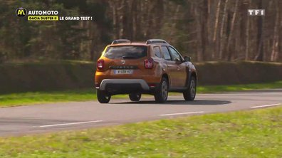 Dacia Duster II, le grand test