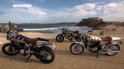 Découverte : Brough Superior, la Rolls des motos est Française