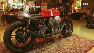 Grand Format : La passion auto et moto à Londres