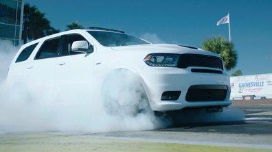 Dodge Durango SRT 2017 : Le SUV tueur de pneus