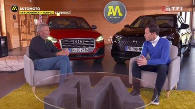DS3 Crossback vs Audi Q2 : le verdict