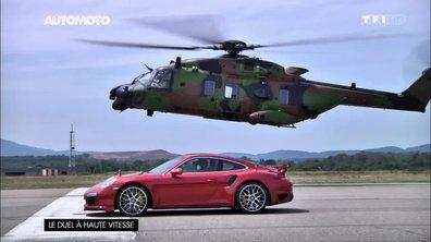 No Limit : le duel Porsche contre Hélicoptère !