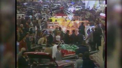 Bilan du Mondial de l'Auto – Automoto 13 octobre 1984