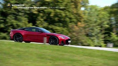 Essai - Aston Martin DBS Superleggera : la plus méchante !