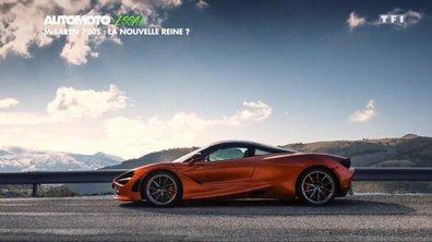 Essai : la McLaren 720s