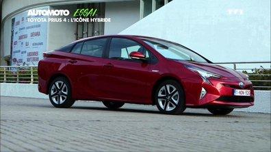 Essai : La Toyota Prius 4ème génération