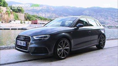 Essai Vidéo : Audi A3 2016, un restylage à la hauteur ?