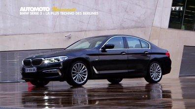 Essai Vidéo : BMW Série 5 2017