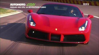 Essai Vidéo : la Ferrari 488 GTB met le turbo