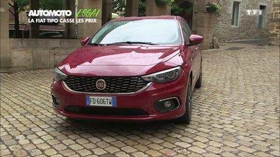 Essai Vidéo : Fiat Tipo, une bonne berline à petit prix ?