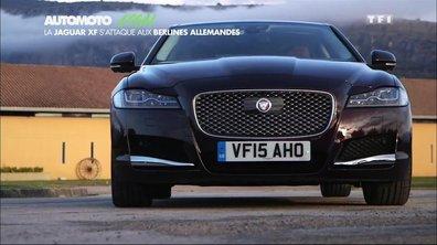Essai Vidéo : la Jaguar XF à l'assaut des berlines allemandes