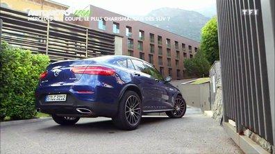 Essai Vidéo : la Mercedes-Benz GLC Coupé 2016