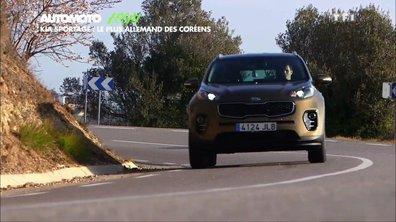 Essai Vidéo : le nouveau Kia Sportage 2016