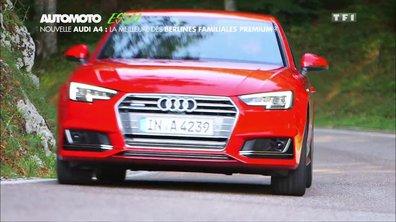 Essai Vidéo : la nouvelle Audi A4 2015
