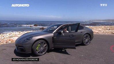 Essai Vidéo : Porsche Panamera Hybride 2017