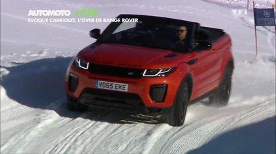 Essai vidéo : Range Rover Evoque Cab, le premier 4x4 cabriolet