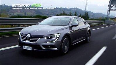 Essai Vidéo : La Renault Talisman 2015