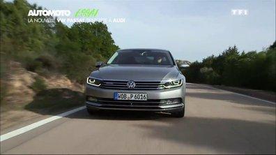 Essai vidéo : La Volkswagen Passat enclenche la 8e