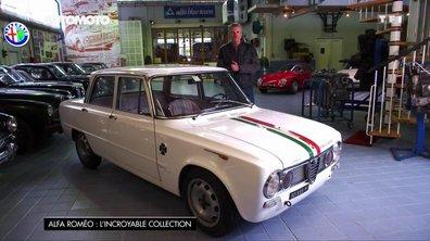 Essai Vintage : L'Alfa Romeo Giulia TI Super