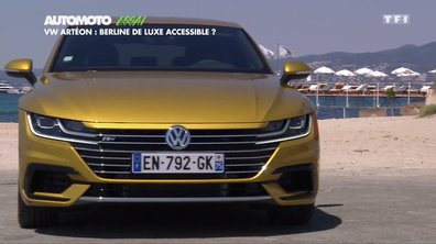 Essai - Volkswagen Arteon : berline de luxe accessible ?