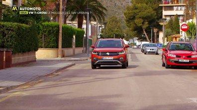 Essai VWT-Cross, le meilleur des SUV urbains ?