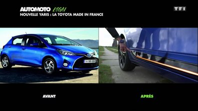 Essai : Yaris la Toyota made in France