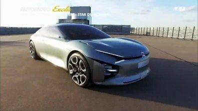 Exclu Automoto : le concept-car Citroen Cxpérience
