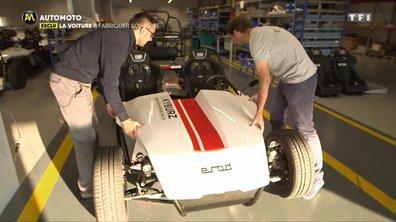 Exclu - E-Rod : La voiture à fabriquer soi-même