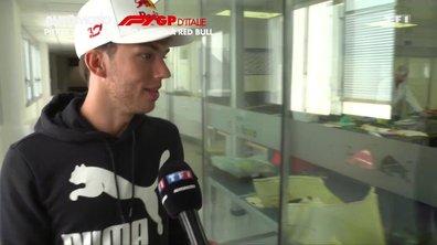 F1 - GP d'Italie : Pierre Gasly, de Toro Rosso à Red Bull