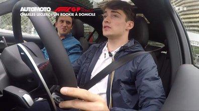 F1 - GP de Monaco : Charles Leclerc, un rookie à domicile