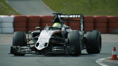 F1 : présentation de l'écurie Force India millésime 2016