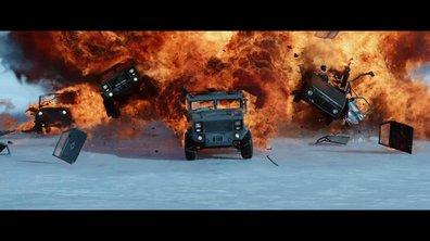 Fast & Furious 8 : la bande-annonce officielle