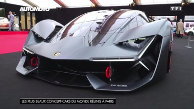 Festival Automobile Internationale : la sublime Lamborghini Terzo Millennio concept