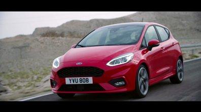 Ford Fiesta 2017 : présentation officielle