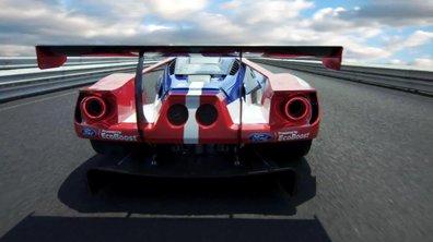 Ford GT : retour aux 24H du Mans 2016