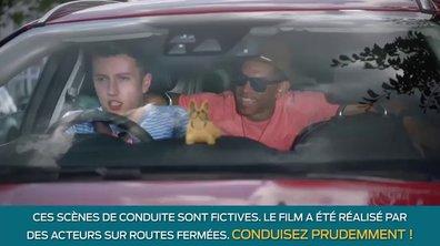 """Ford lance une vidéo parodique """"les airdultes"""""""